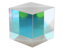how to make beam splitter glass